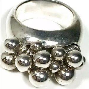 Silpada Cha Cha Ring